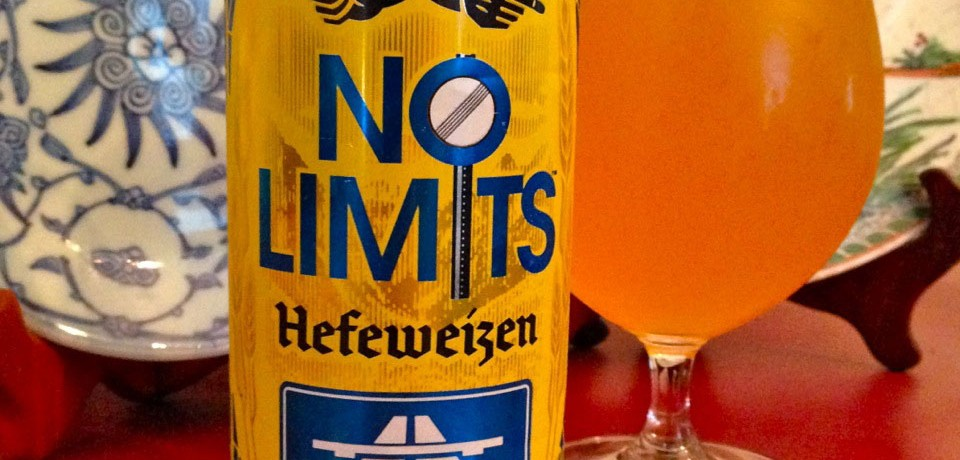No Limits Hefeweizen