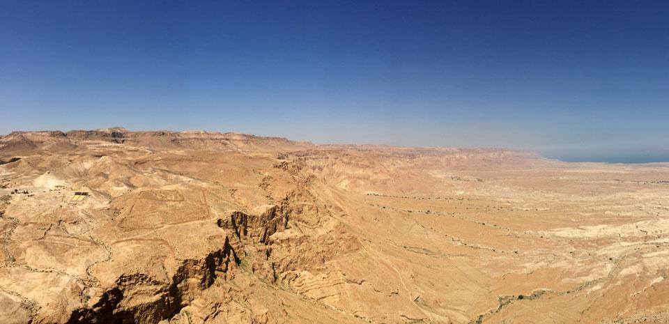 Dead Sea Masada