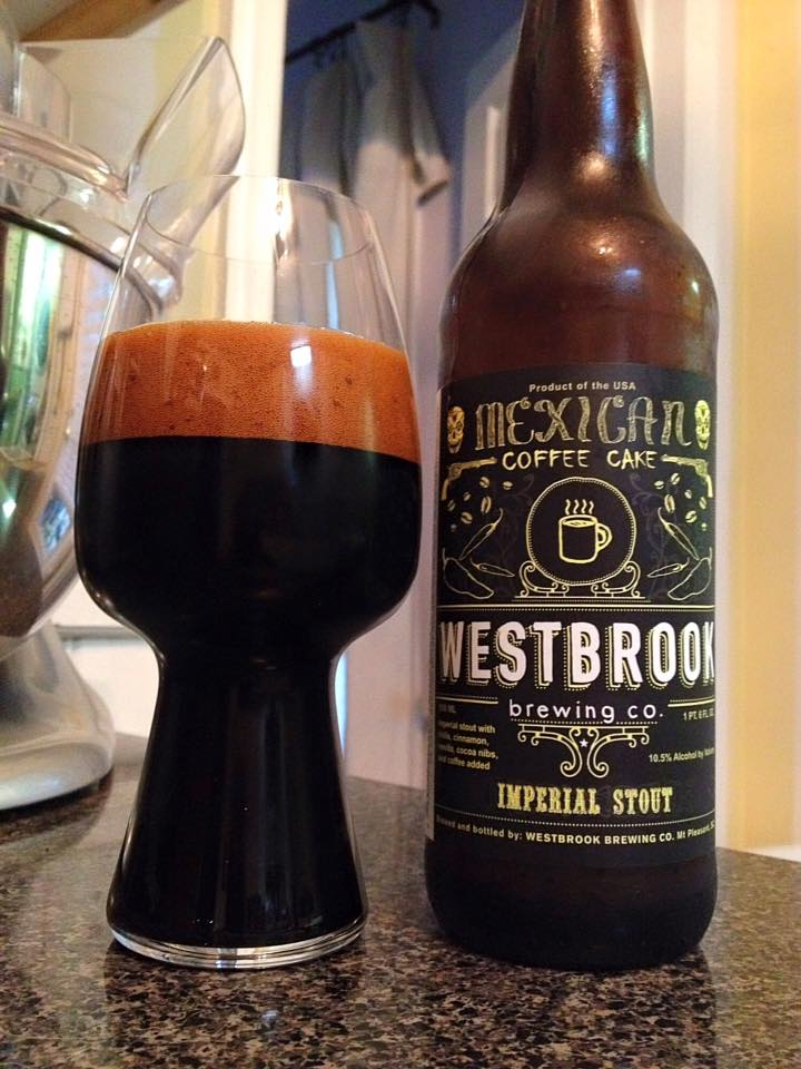 Westbrook Mexican Coffee Cake Brew Drink Run Craft Beer And Running Podcast