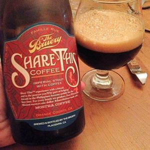 bruery share this coffee