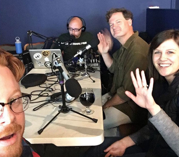 white whale craft ales podcast recording