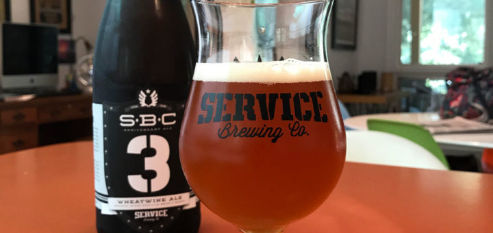 sbc 3 service brewing